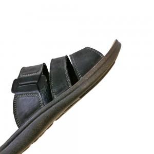 Hypershoes Men Sandal Black (194-7437)
